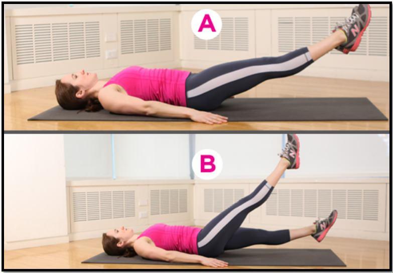упражнение ножницы для ног польза и вред