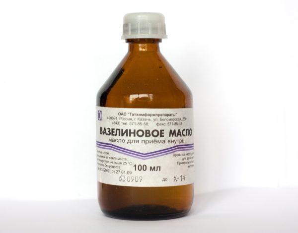 вазелиновое масло польза и вред как принимать
