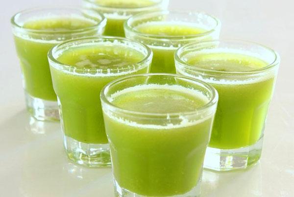 вред и польза огуречного сока для организма