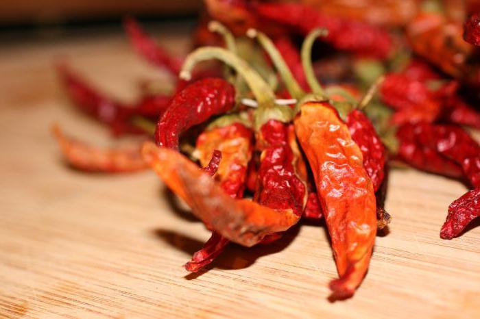 вред и польза жгучего красного перца