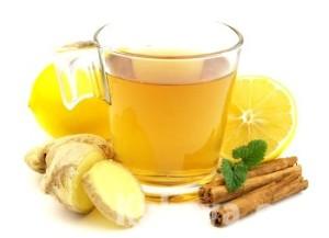 зеленый чай с имбирем и лимоном полезные свойства