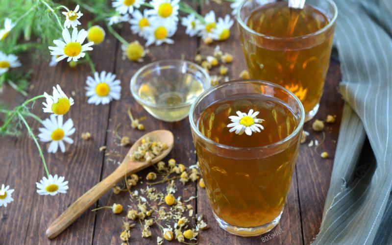 чай из ромашки полезные свойства для женщин