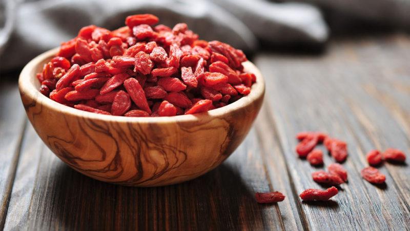 чай из ягоды годжи полезные свойства и противопоказания