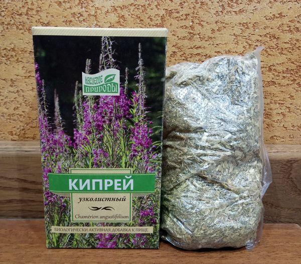 чай кипрей ферментированный польза и вред