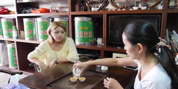 чай китайский зеленый польза и вред