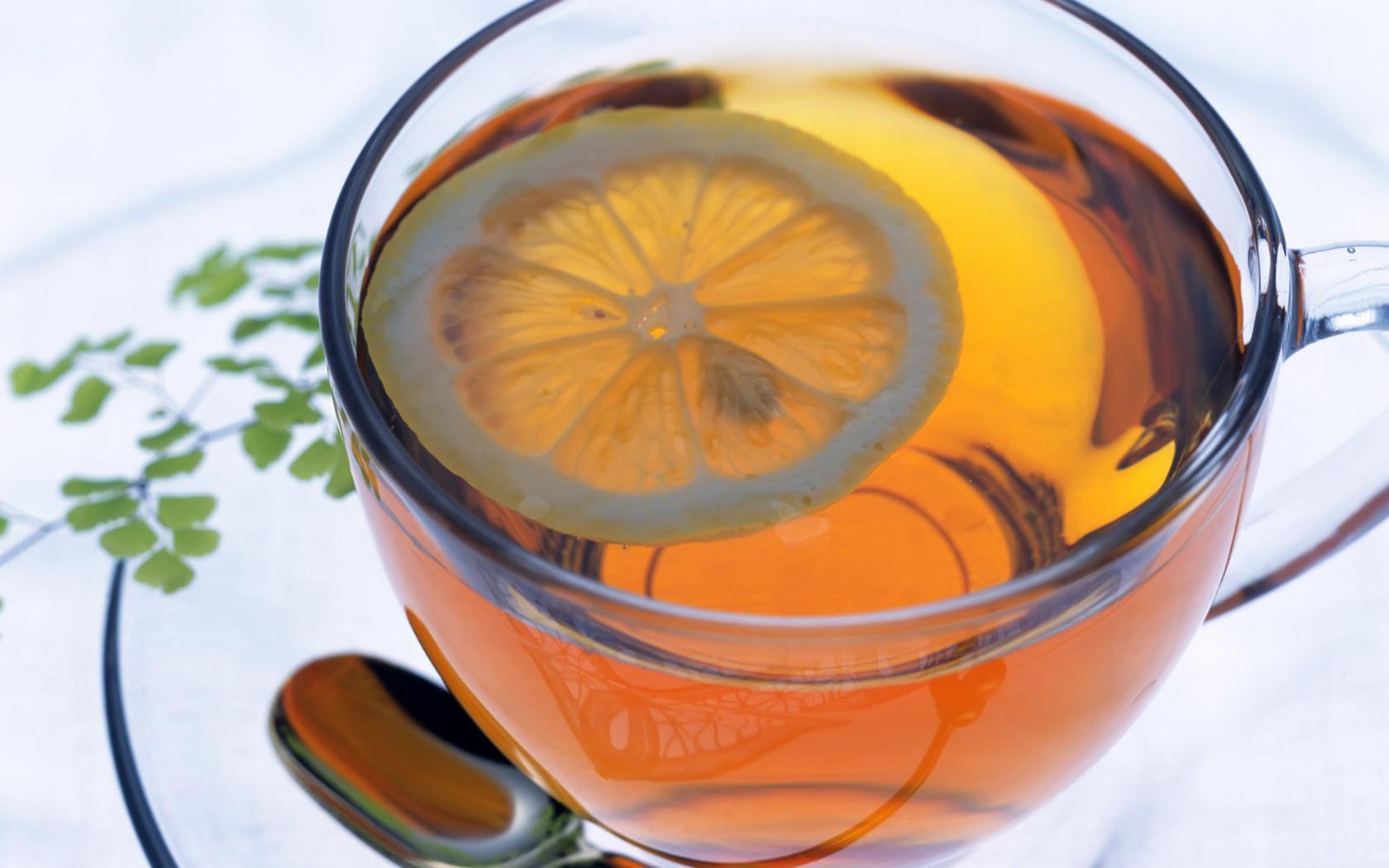 чай с лимоном вред или польза