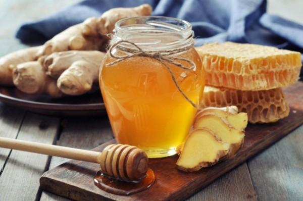 имбирь и мед польза и вред