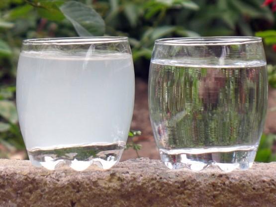 известь в воде вред и польза