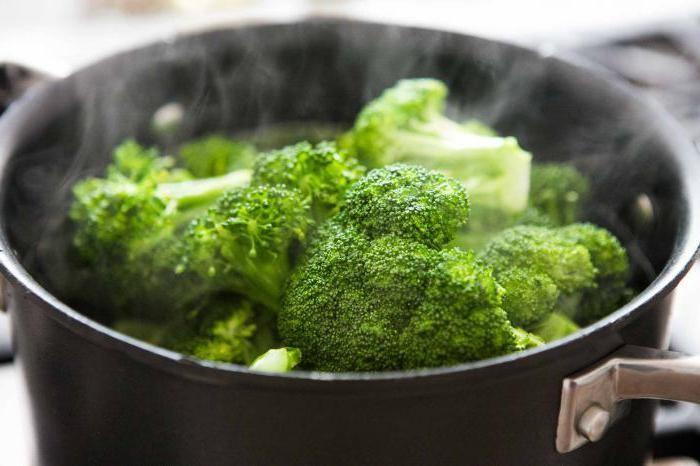 как приготовить брокколи чтобы сохранить полезные свойства