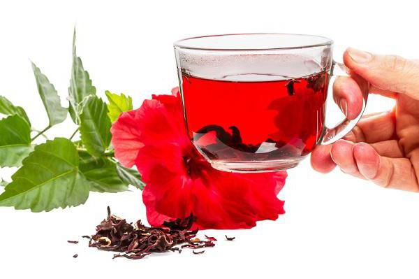 каркаде чай в пакетиках полезные свойства и противопоказания