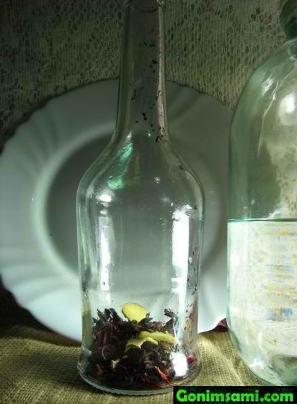 каркаде с имбирем чай полезные свойства и противопоказания