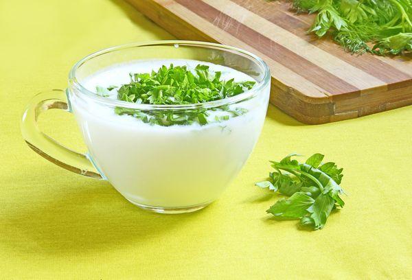 кисломолочный продукт тан польза и вред