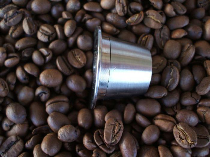 кофе в капсулах вред и польза