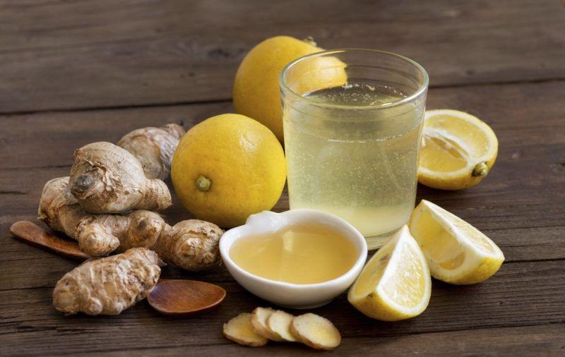 мед имбирь лимон польза и вред