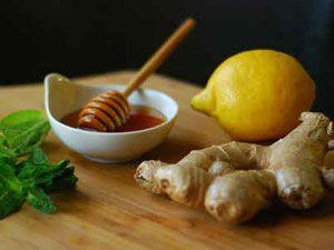 мед с имбирем польза и вред
