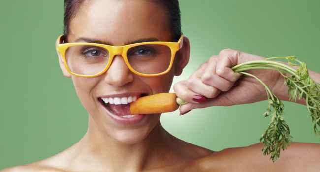 морковка на ночь польза или вред