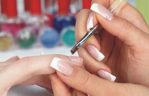 наращивание ногтей вред польза и вред