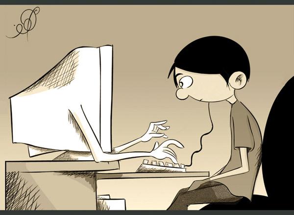 о пользе и вреде интернета сочинение