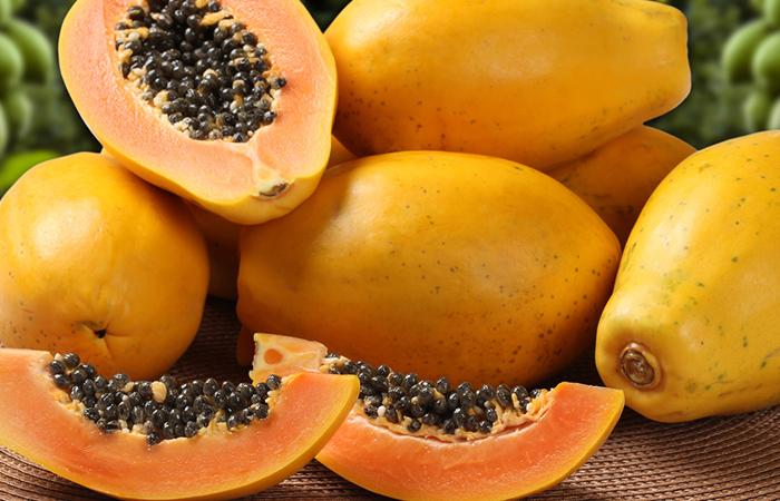 папайя польза и вред для здоровья