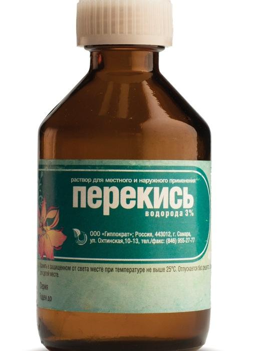 пить перекись водорода польза и вред