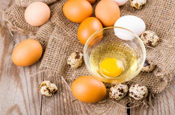 пить сырое яйцо польза и вред