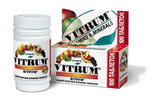 польза и вред витаминов в таблетках