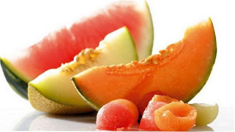 полезные свойства дыни и арбуза для кожи лица