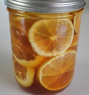 полезные свойства смеси из меда лимона и имбиря