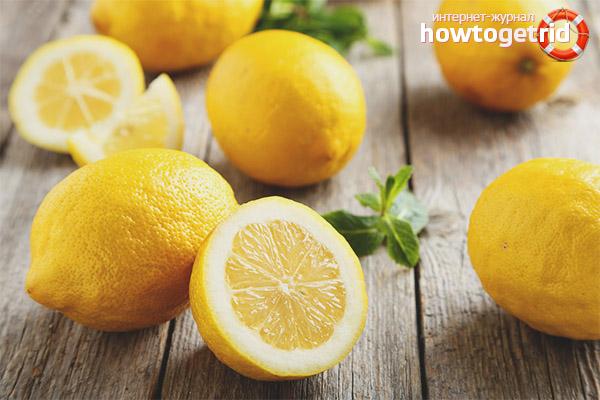 при какой температуре лимон теряет полезные свойства