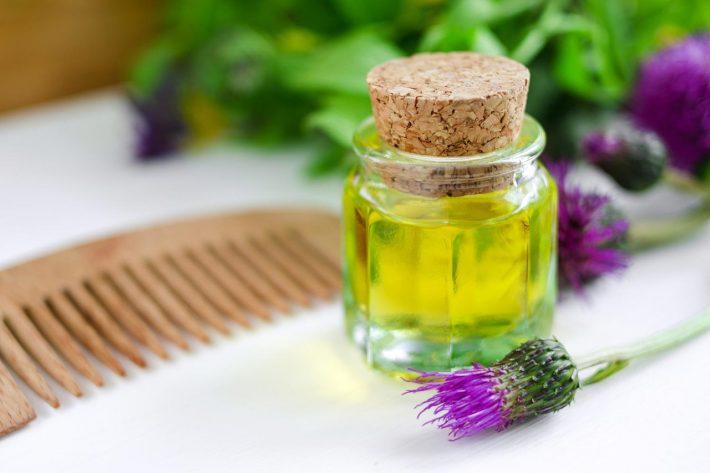 репейное масло полезные свойства для лица и тела