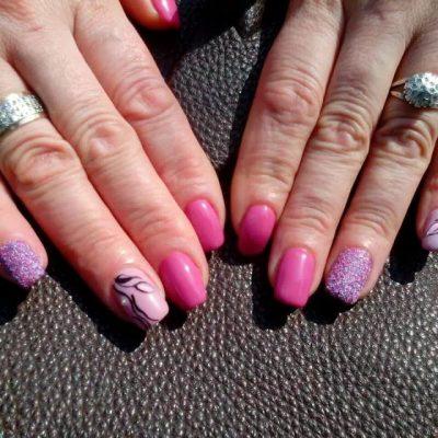 шеллак для ногтей польза или вред