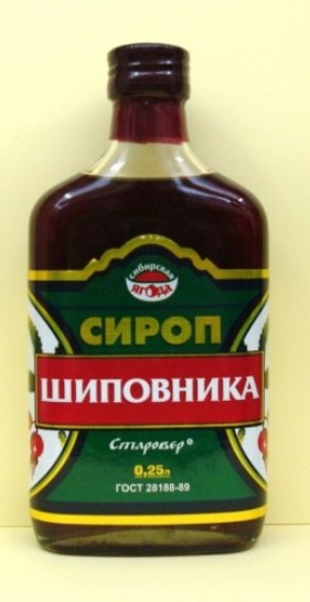 сироп шиповника и боярышника полезные свойства и противопоказания