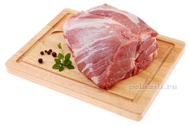 свинина польза и вред для здоровья