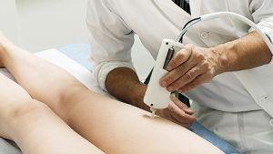 ультразвук для суставов польза и вред