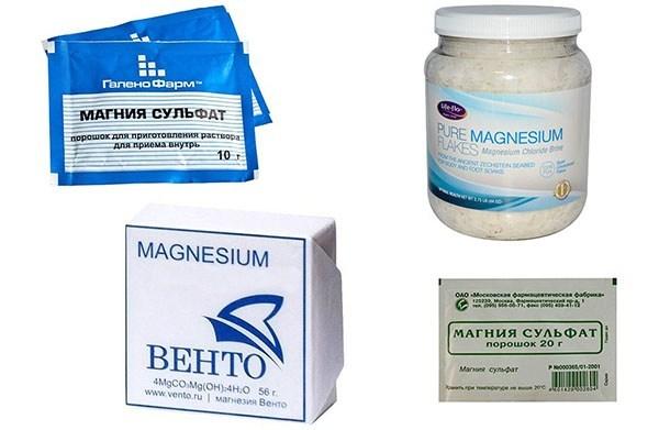 ванны с магнезией польза и вред