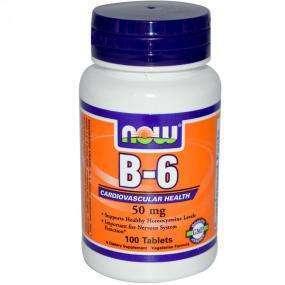 витамины б 6 польза и вред