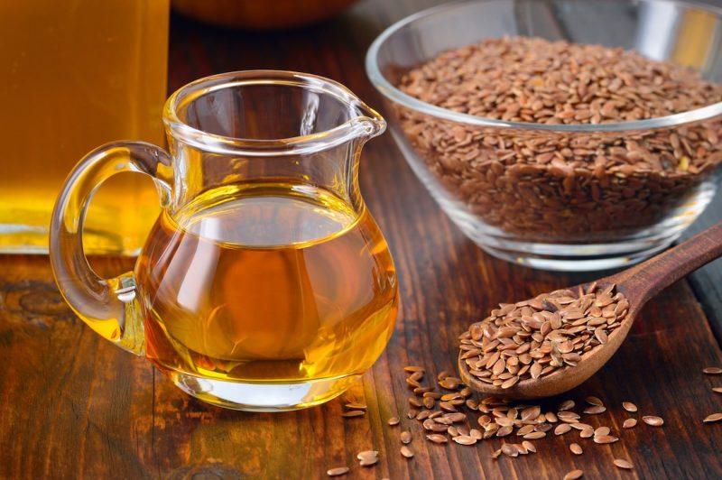 вред и польза от льняного масла