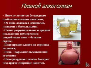 вред или польза от безалкогольного пива