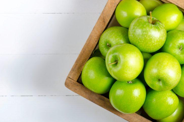 яблоки калорийность и польза и вред
