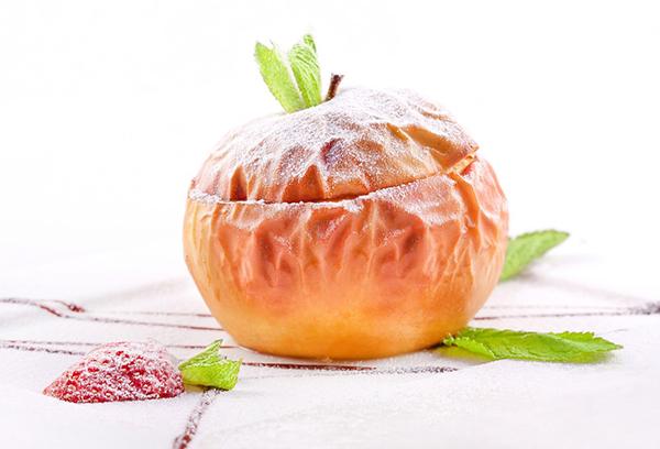 яблоки в микроволновке польза и вред