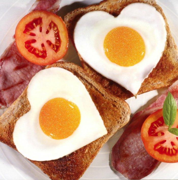 яйца на завтрак польза или вред