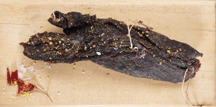 юкола из оленины польза и вред
