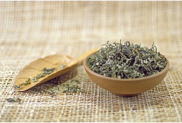 зеленый чай би ло чунь полезные свойства