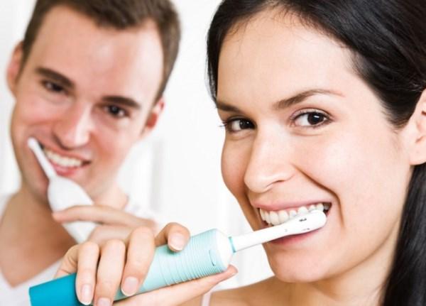 зубная щетка электрическая вред и польза