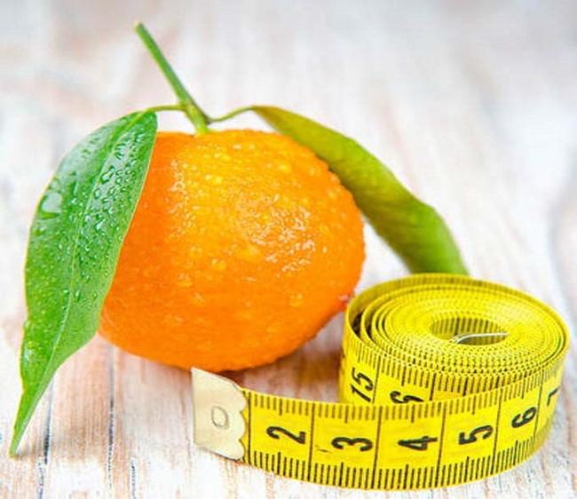мандарины польза и вред для похудения