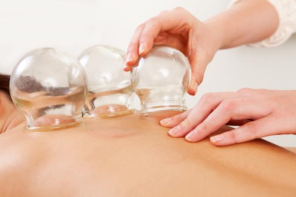 банки на спину польза и вред при остеохондрозе