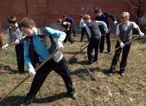 что такое общественно полезный труд в школе