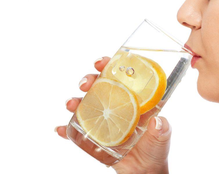 лимон с солью польза и вред для похудения