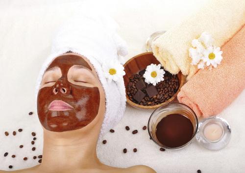 маска для лица из кофе чем полезна