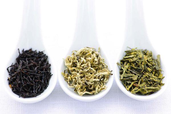 смесь зеленого и черного чая польза и вред